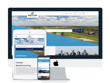 Hofstede website showcase 4